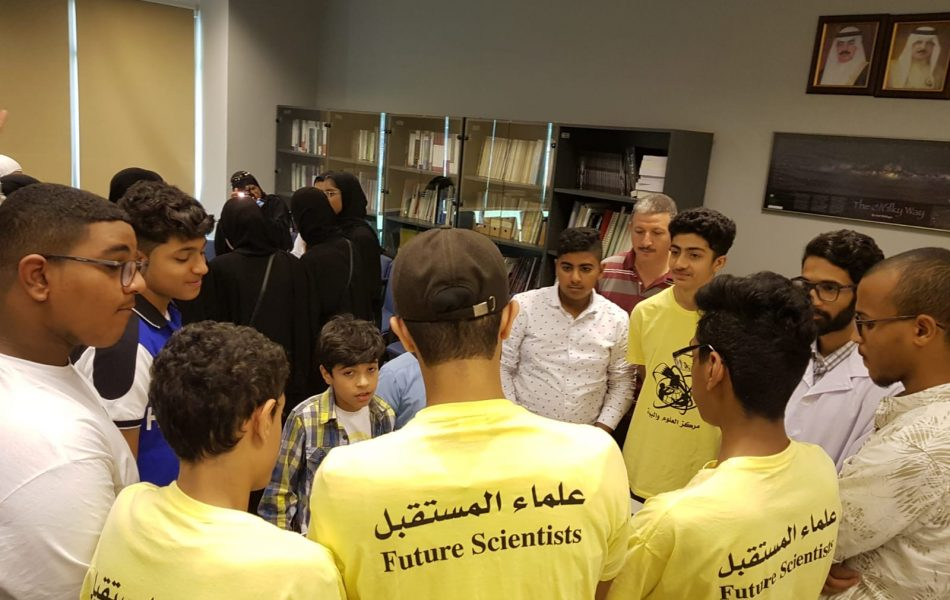 STEM Students Visit to Renewable Energy Labs