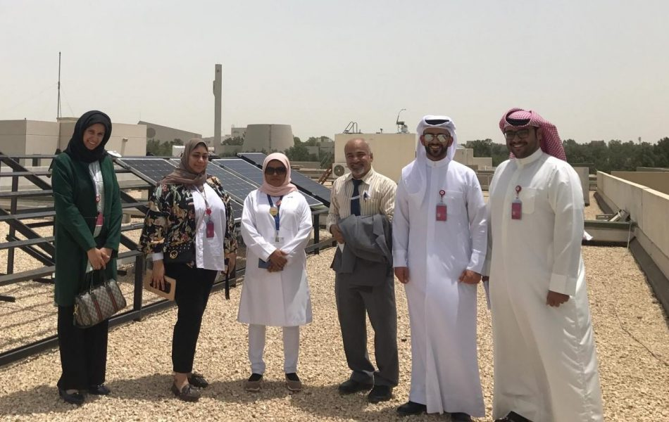 Ministry of Industry, Commerce and Tourism Visit to Renewable Energy Labs