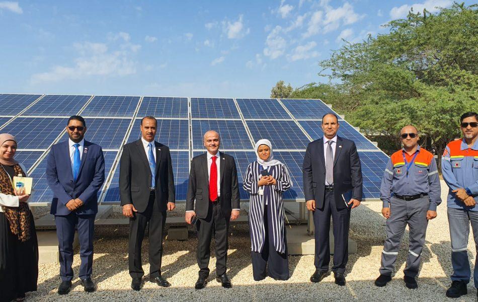 Alba Visit to Renewable Energy Labs